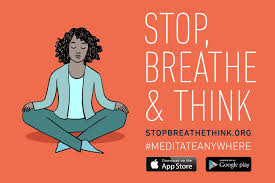Image result for stop, breathe, and think