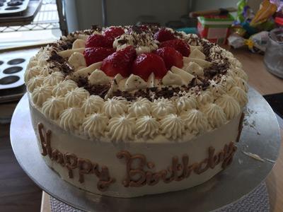 Allergy-Friendly, Still Delicious, Cake
