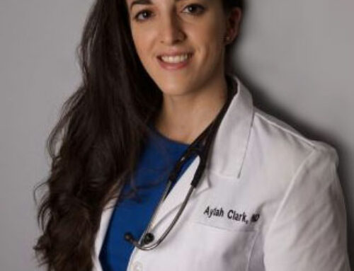 Welcome Dr. Aylah Clark